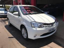 Toyota Etios (2014) XLS
