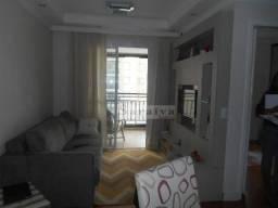 Apartamento com 2 dormitórios para alugar, 58 m² por R$ 1.850,00/mês - Rudge Ramos - São B