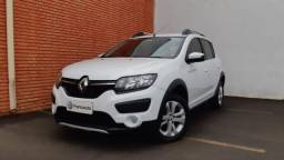 RENAULT SANDERO 1.6 STEPWAY 8V FLEX 4P MANUAL.