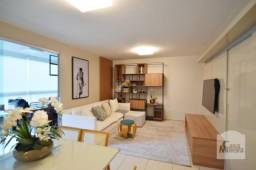 Apartamento à venda com 4 dormitórios em Buritis, Belo horizonte cod:272126