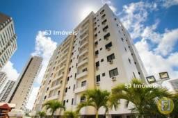 Apartamento para alugar com 2 dormitórios em Papicu, Fortaleza cod:44095