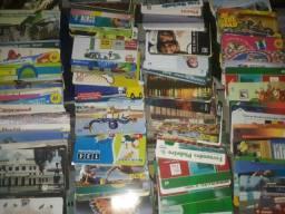 Cartões Telefônico Antigo