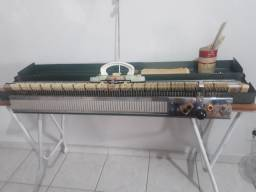Maquina de trico lanofix, raridade, funciona tudo