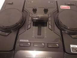 Caixa de som DJ