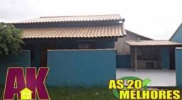 Ks94 Venha conhecer linda casa/ Unamar