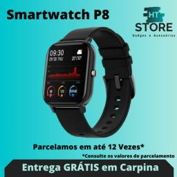 Pronta Entrega - Smartwatch P8 Colmi Preto -[Original]