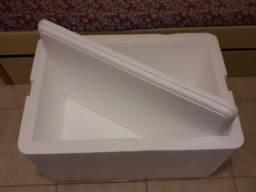 Caixa de Isopor Nova Capacidade 100lts