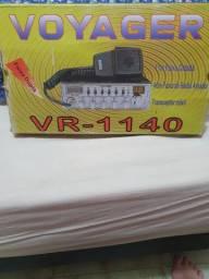 Vendo rádio PX de 11 e 40m. Novo na caixa.