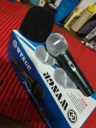 Microfone +espuma