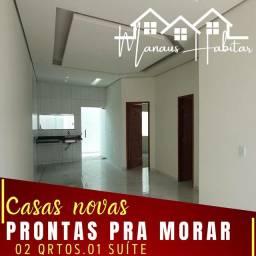 Casa pronta/Chave na mão/ Águas Claras/Timbiras