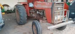 Trator Massey 275 ano 80