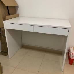 Escrivaninha Para Computador - 110cm x 050cm - 02 Gavetas
