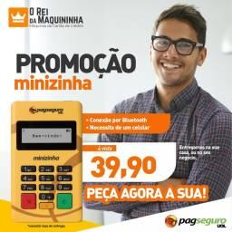Máquinas de cartão de crédito *PRONTA ENTREGA*