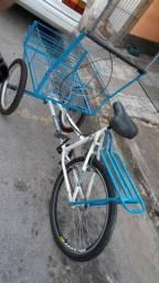 Vendo está bicicleta triciclo de carga