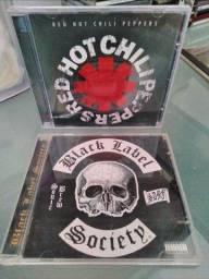 CDs De Rock Metal E Pop Valores Na Descrição