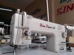 Reta Industrial Sun Special Maquina de Costura