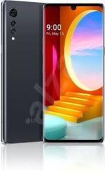 LG VELVET AURORA GRAY  6GB RAM/128 ROM