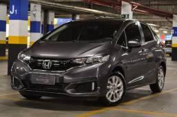 Honda Fit Personal 1.5 Aut. - Único Dono - Garantia de Fábrica - 2019