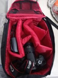 Troco ou vendo Canon T100 profissional
