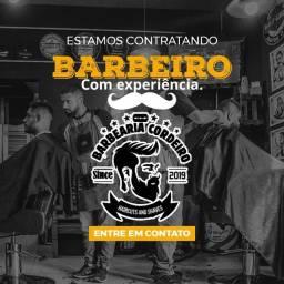 Vaga para barbeiro