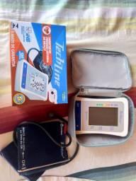 Monitor de pressão arterial de braço