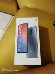 Xiaomi redmi note 9s troco em S9 plus