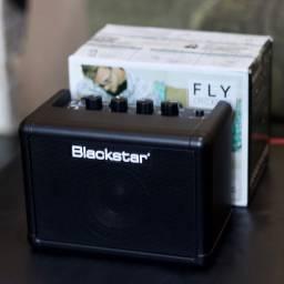 Mini amp 3w fly 3 blackstar (c/ drv e dly)