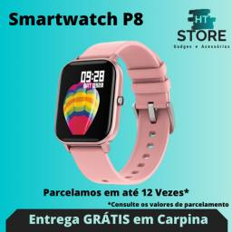 Pronta Entrega - Smartwatch P8 Colmi Rosa-[Original]