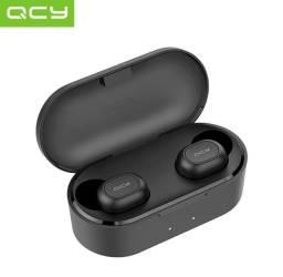 Fone QCY QS 2 TWS 100% Original Bluetooth(Em até 10X sem juros)