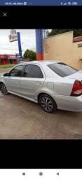 Etios sedan Platinum 17/18