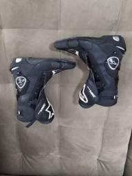Vendo bota alpinestars original nova!