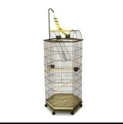 Vendo Gaiola (Aramado) para pássaros