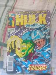 O Incrível Hulk  n° 145 - Editora Abril