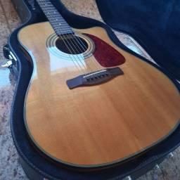 Violão Fender CD 220 SCE NAT