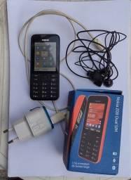 Celular Nokia 208 dual chip