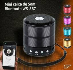 Caixa de som bluetooth mini usb