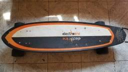 Skate eletrico 600w , praticamente novo. completo
