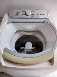 maquina de lavar 9kg brastemp (detalhe)