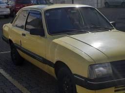 Chevette Dl 1991 1.6 carburado - carro de coleção