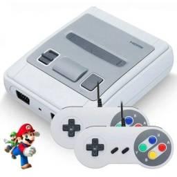 Vídeo game retro com 620 jogos