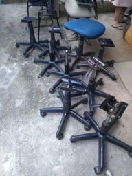 Reparo e manutenção em cadeiras.....