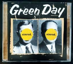 Título do anúncio: Excelentíssimo Álbum de Rock Green Day: Nimrod