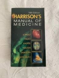 Harrison Manual de Medicina versão de bolsa