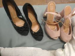 Qualquer sapato por apenas 40 reais