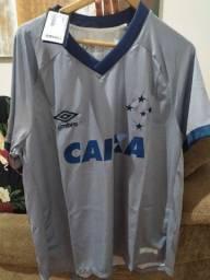 Camisa Cruzeiro Nova Original