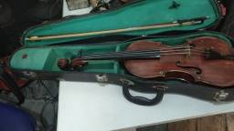 Violino copia guarderi 1701 y armani