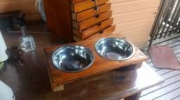 Comedouros cão e gato