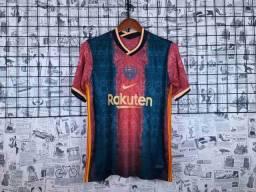 Camisa linda do Barcelona 21/22