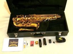 Sax alto Júpiter JAS-567 revisado completo