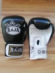 luva muay thai / boxe - raja boxing 14 oz